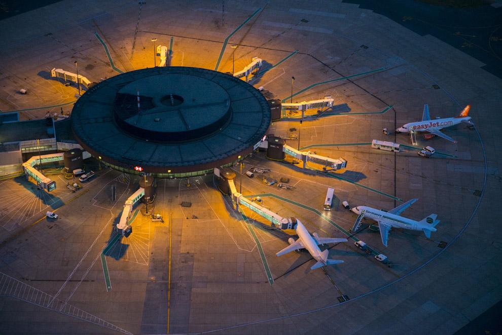 Терминал аэропорта Гатвик