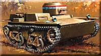 Советский малый плавающий танк Т-38